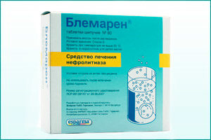 Лекарства для растворения фосфатов