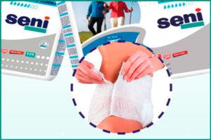 Впитывающие трусы SENI Active Normal