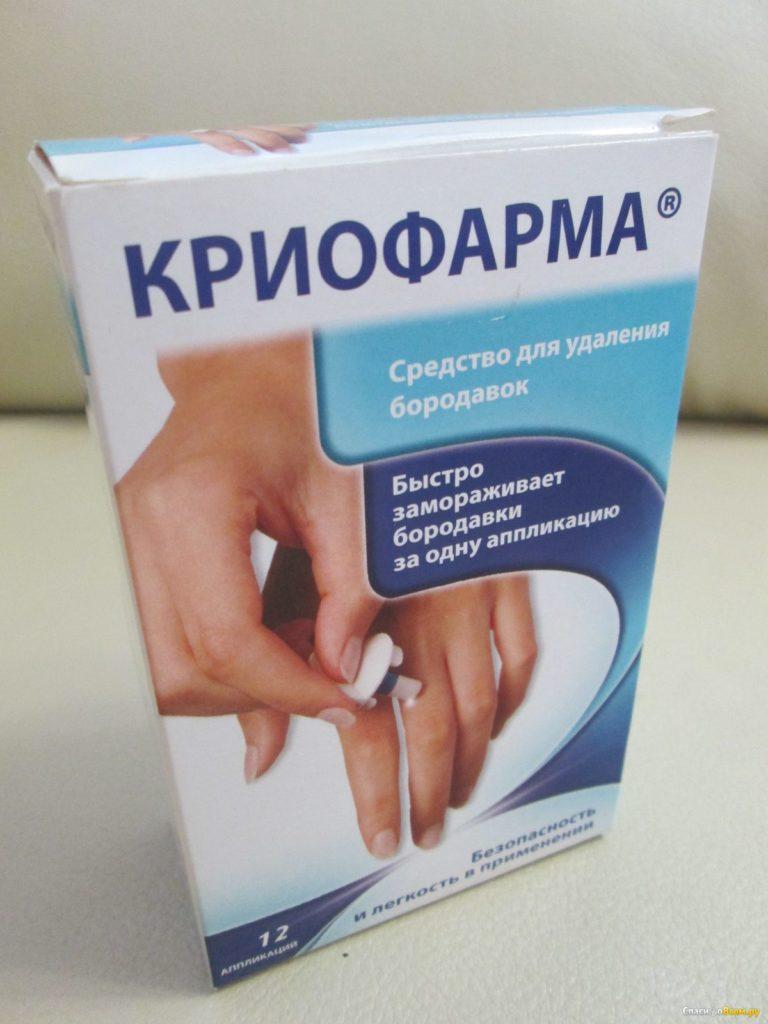 От чего применяется препарат Криофарма.