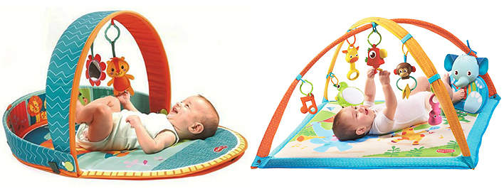 развивающий коврик для детей от 0