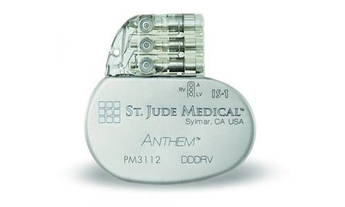 Трехкамерный кардиостимулятор