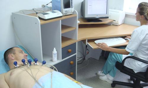 пройти ЭКГ перед операцией