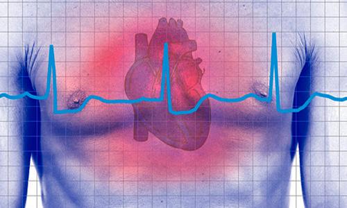 частота сердечных сокращений падает