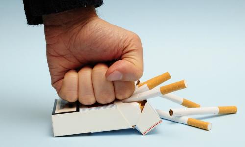 Против курения