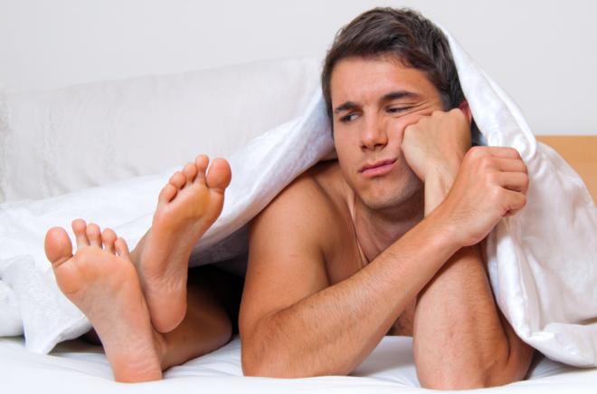 Отсутствие сексуального влечения