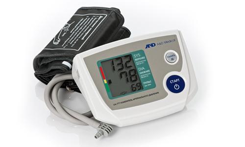 измерение давления верхнего и нижнего