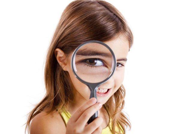 Осложнение на зрение