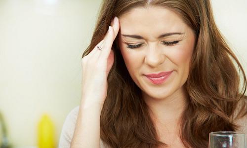 головная боль на фоне давления