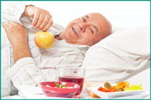 Питание при и после лучевой терапии