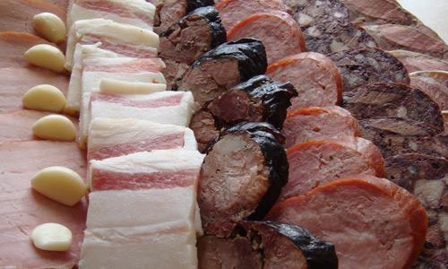 сало колбаса