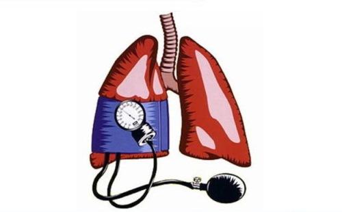 вавление в легочной артерии