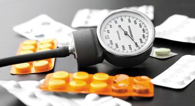 Препараты, снижающие артериальное давление