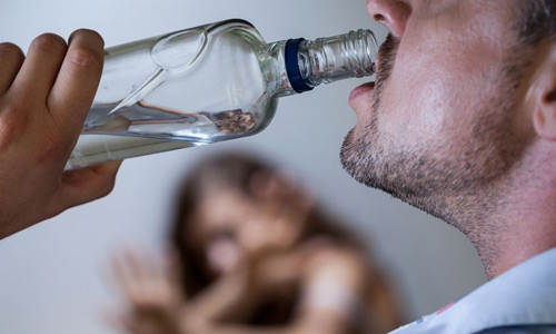 систематическое употребление спиртного