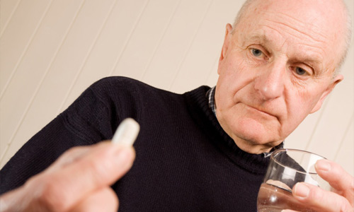 облегчение от лекарств