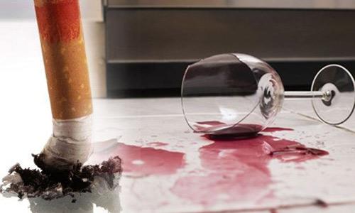 отказаться от алкогольной и никотиновой зависимости
