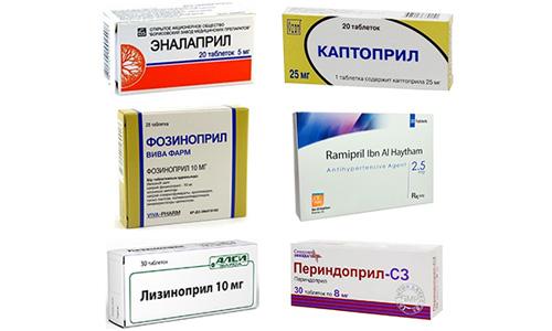 антигипертензивные средства