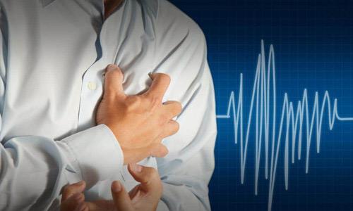 жгучие боли в груди