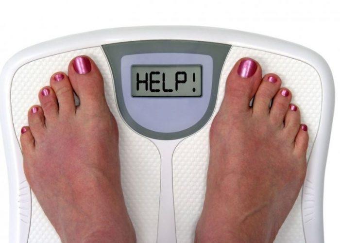 Набор веса