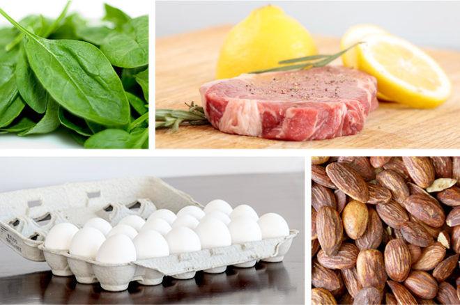 Продукты в которых содержится тирозин