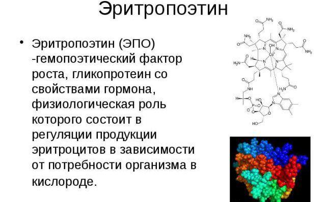 Эритропоэтин