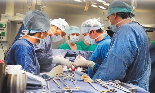 операции по замене клапана