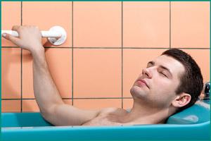 Лечебная ванна для потенции