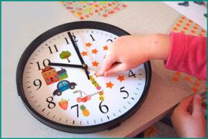 Режим дня ребенка в разном возрасте