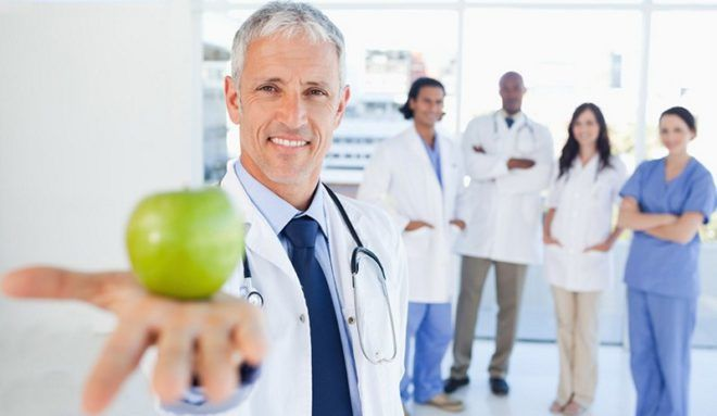 Диета при ожирении должна назначаться только врачом