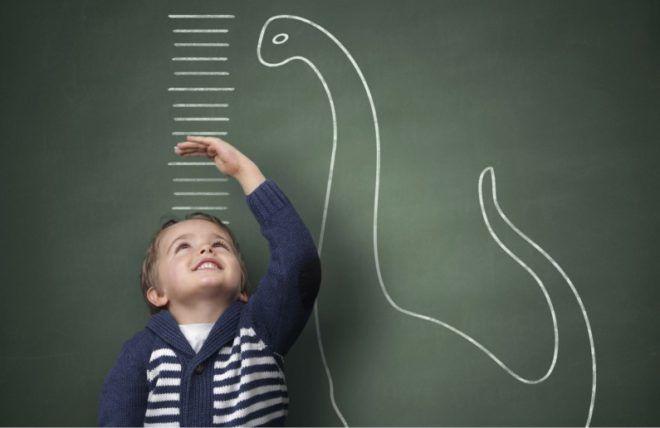 Замедление роста у детей