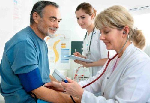 диагностика острого легочного сердца
