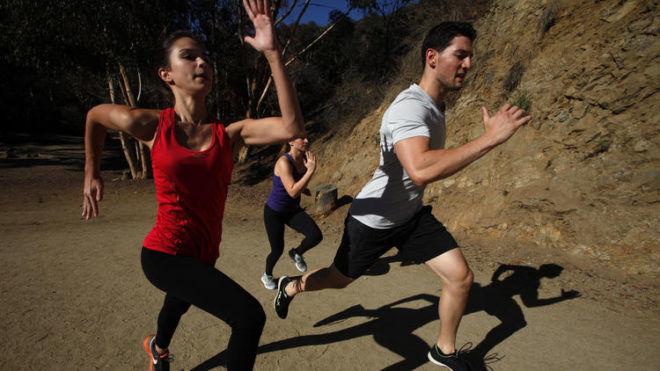 Интенсивные физические упражнения