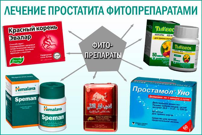 простатиты у мужчин как лечить препараты