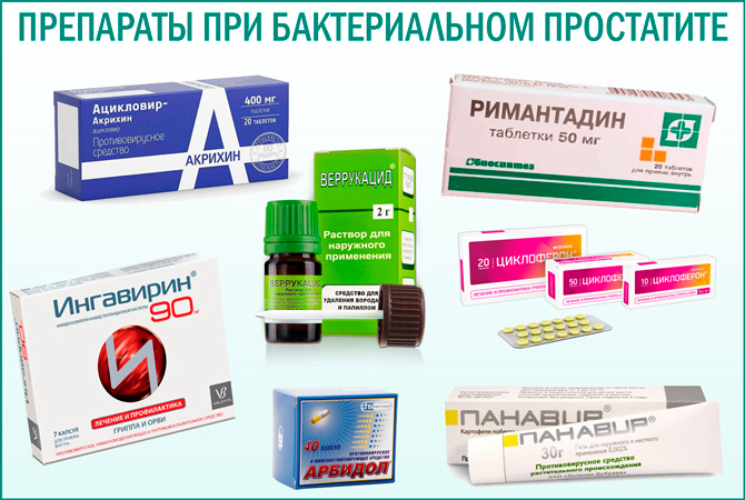 Народные средства для лечения бактериального простатита простатит и ретаболил
