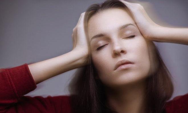 Постоянные головные боли и головокружения