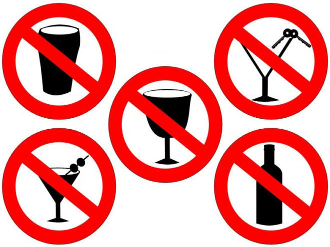 Алкоголь убивает вашу печень
