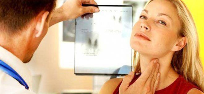 Увеличения активности щитовидки